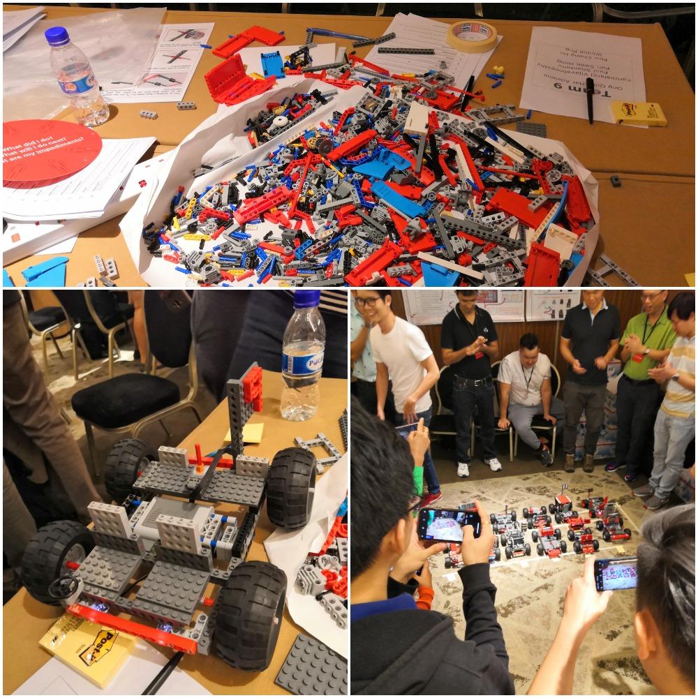 Building Scrum-Lego-Master-Cars