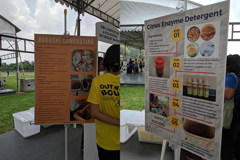 Bokashi Composting and Citrus Enzyme Detergent