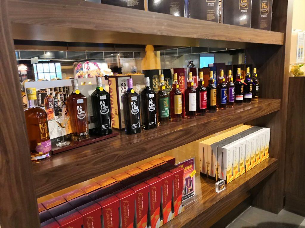 Kavalan Whiskey Distillery Gift Shop