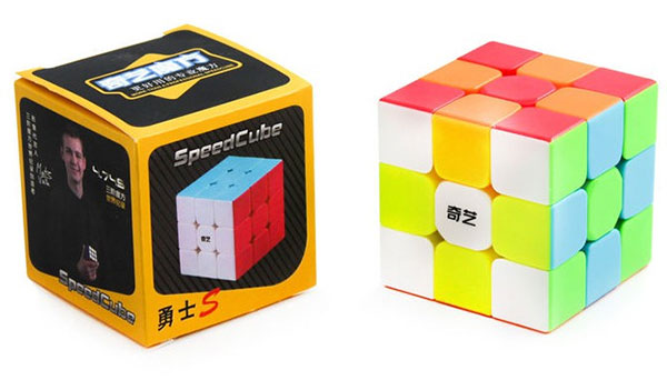 2 moves to solve Rubik's Cube??